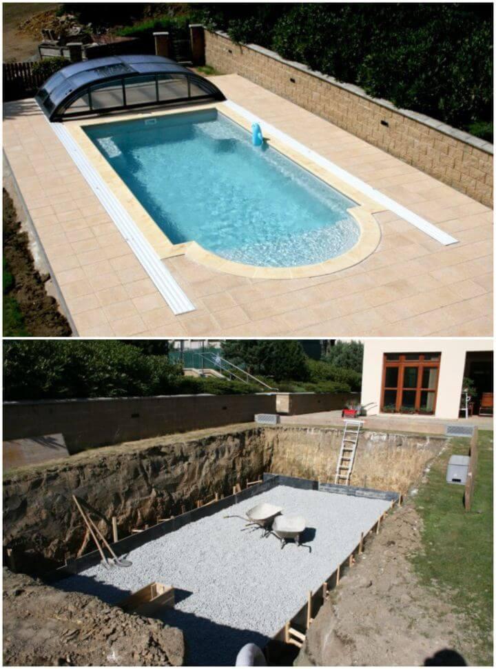 Adorable DIY Swimming Pool