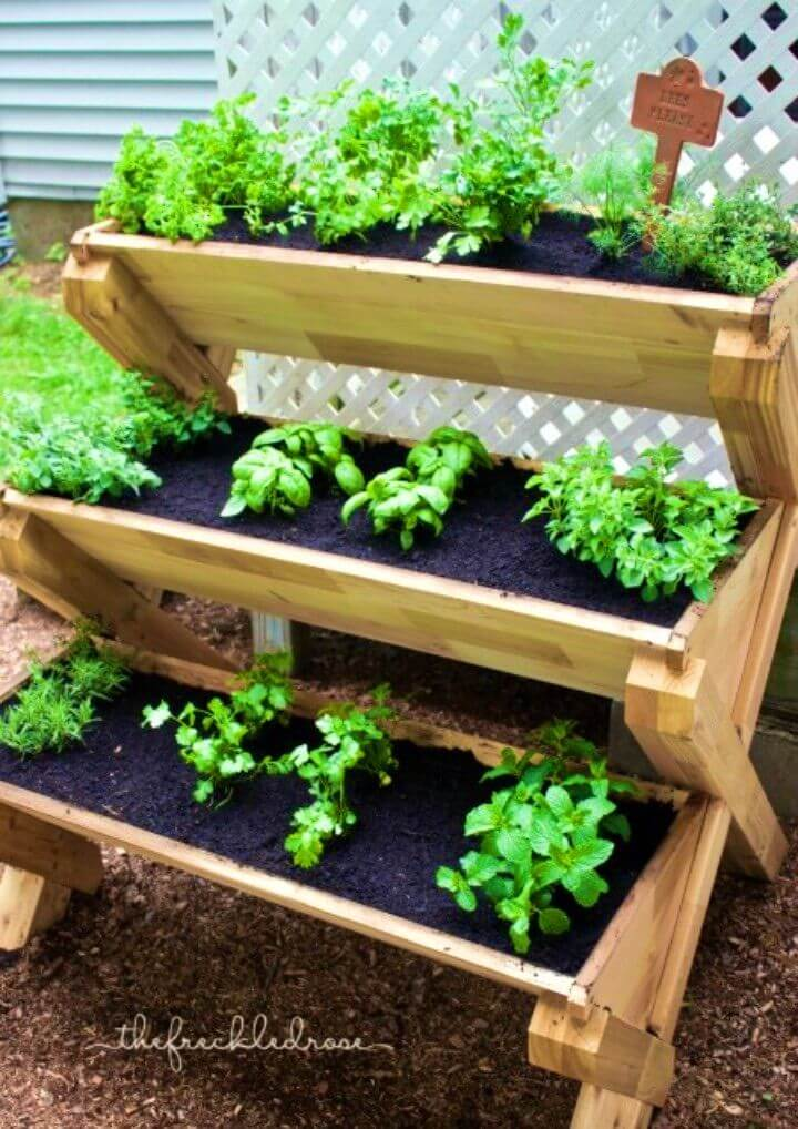 Build Your Own Container Gardening