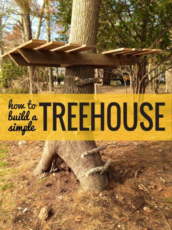 Build Your Own a Treehouse