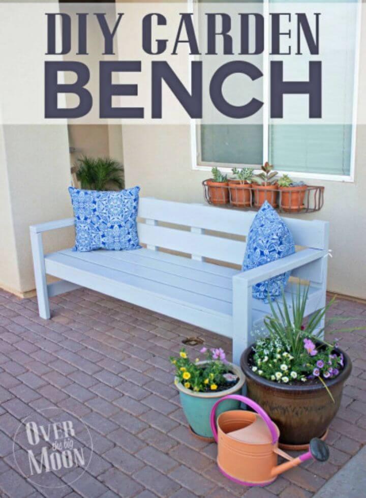 Build a Front Porch Bench