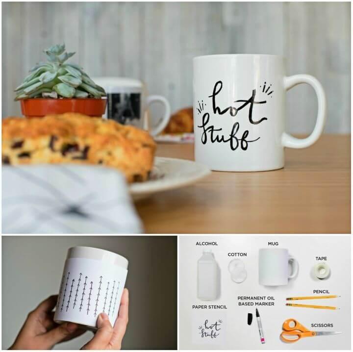 Create a Marker Mug