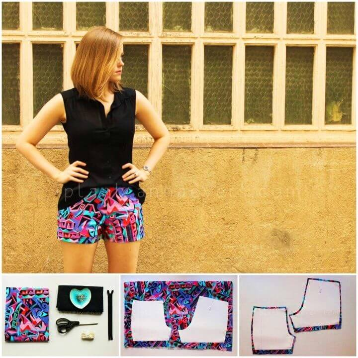 Free Sew Your Own Summer Shorts