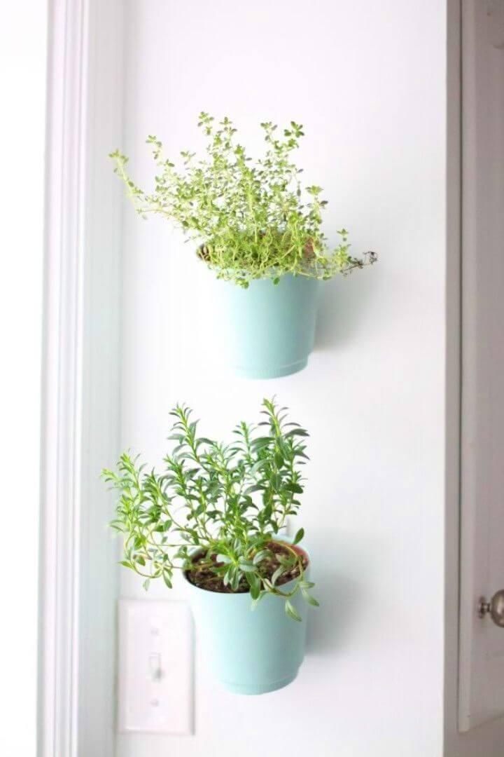 How To Make an Indoor Vertical Garden