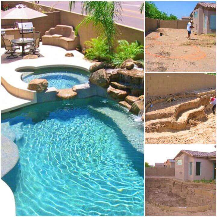 How to Build a Dream Swimming Pool From Scratch