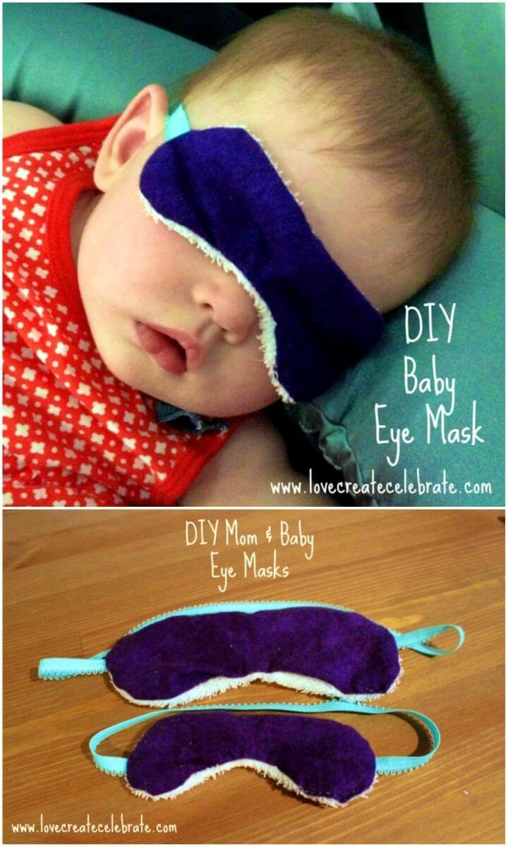 How to DIY Eye Mask