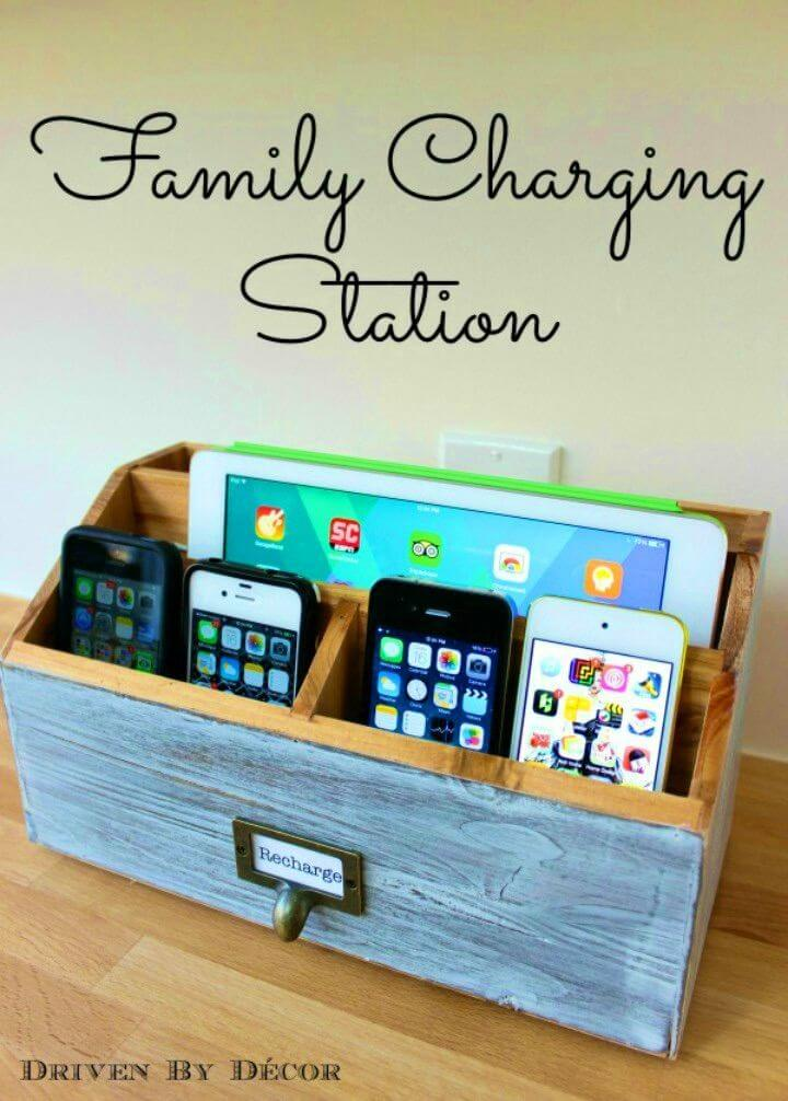How to Make Family Charging Station