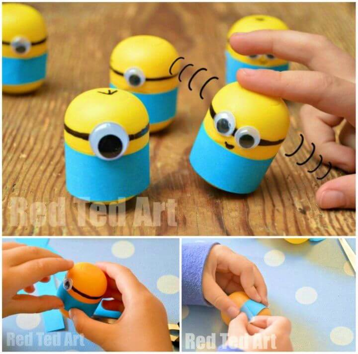 How to Make Minion Crafts
