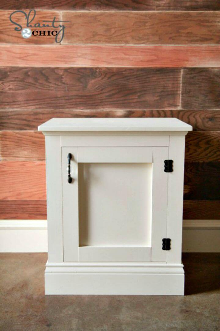 How to Make Nightstand