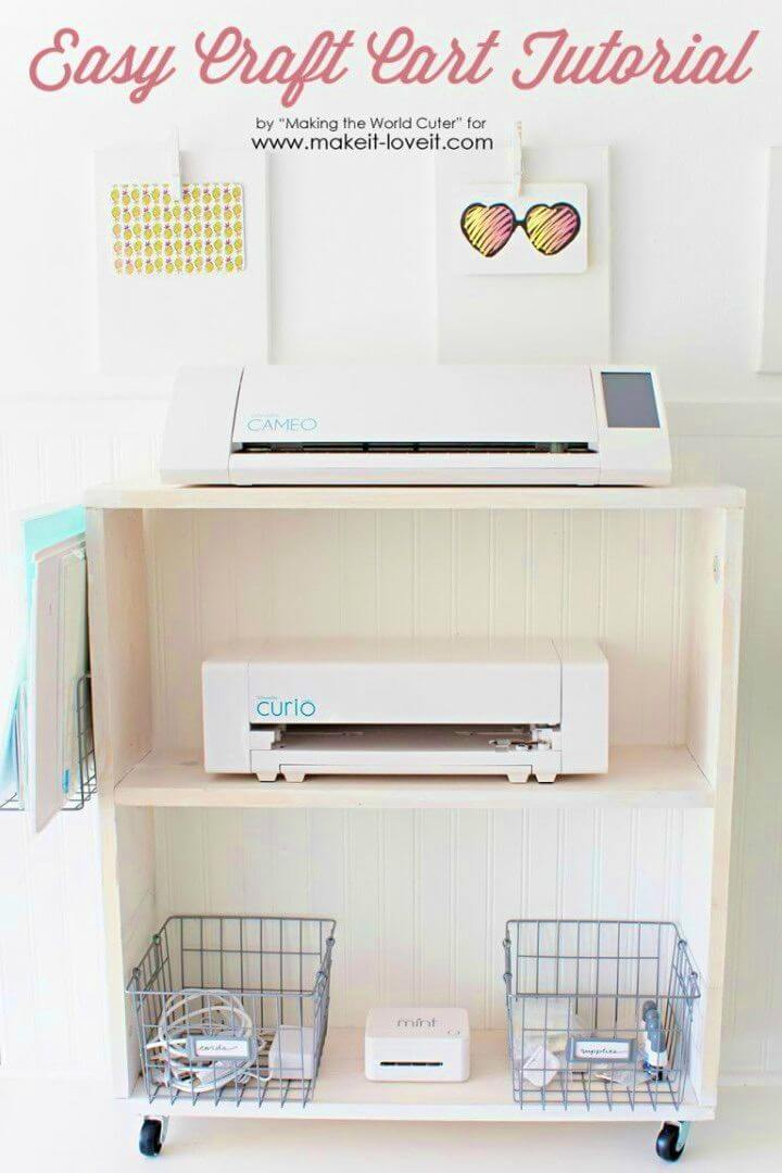 How to Make Silhouette Storage