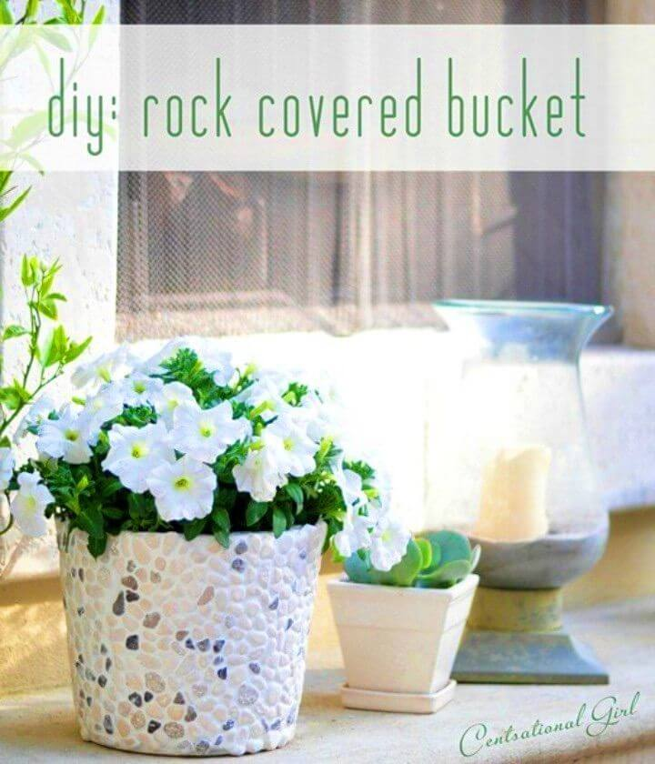 How to Make The Rocky Bucket
