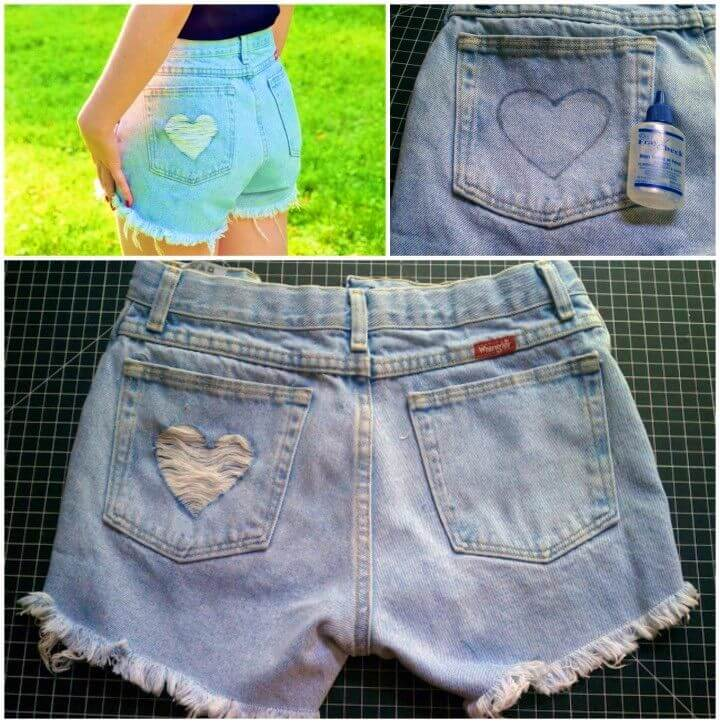 Lovable DIY Shorts