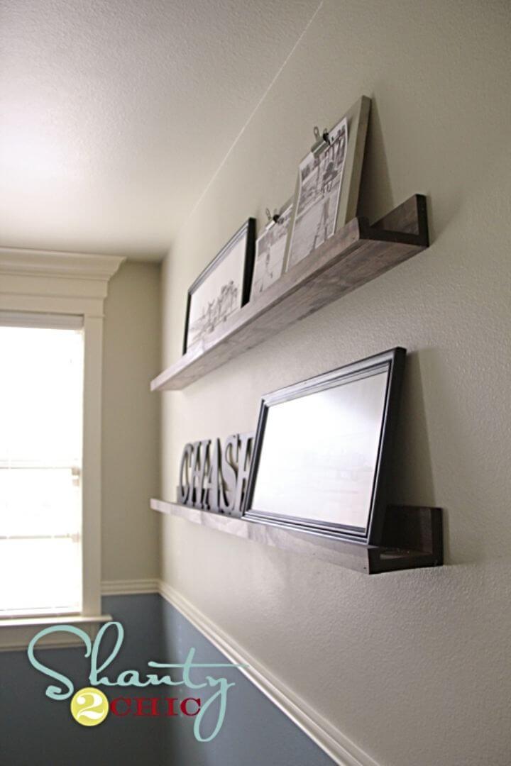 Build A Shelves Project