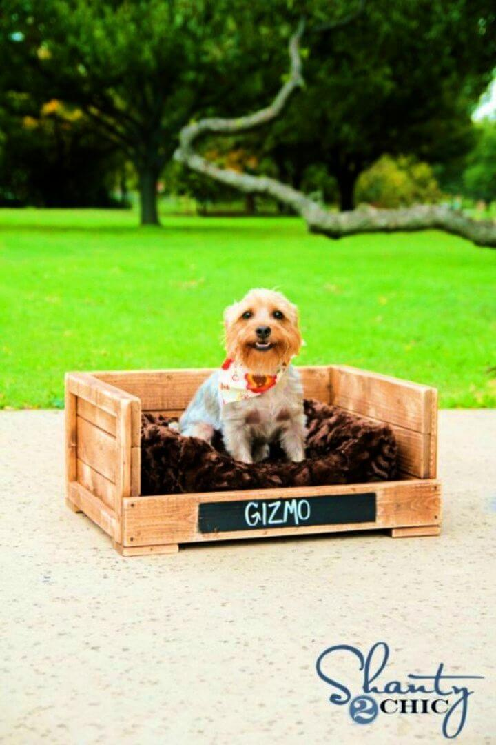 Build Your Own Pet Bed