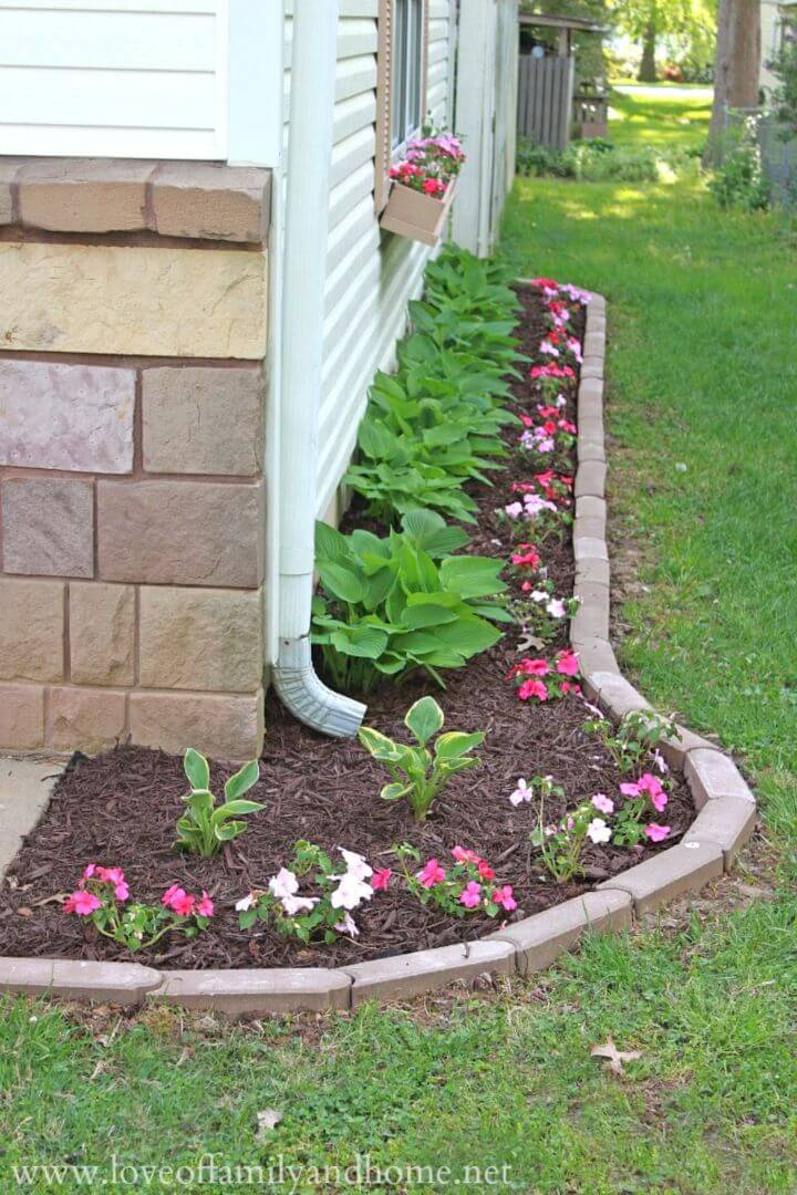 Creating Curb Appeal Side Yard Makeover