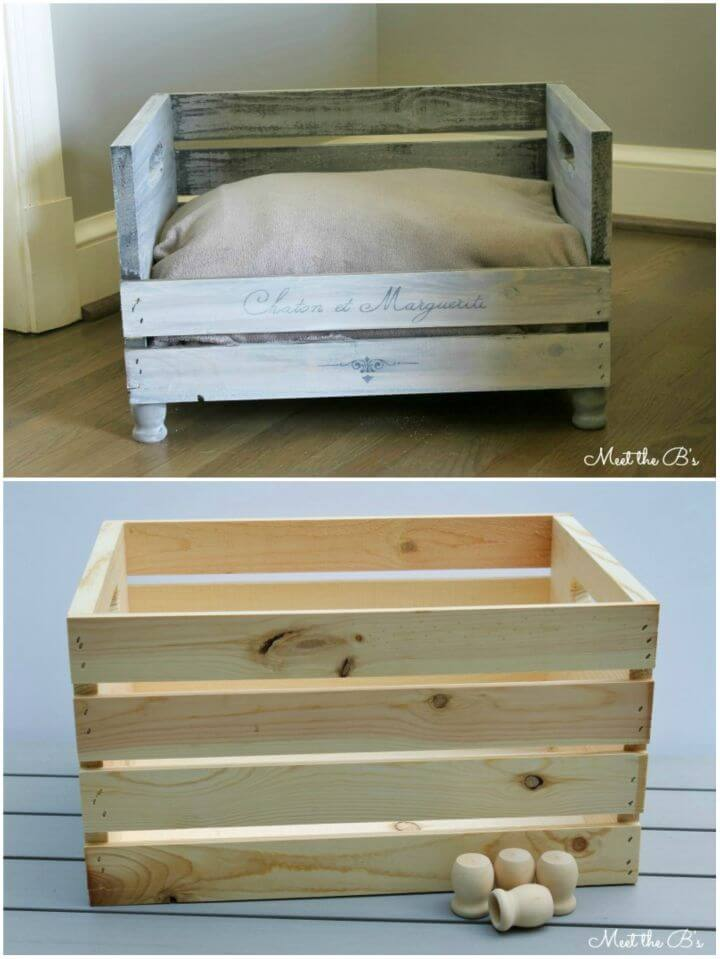 Easy to Make Pet Bed