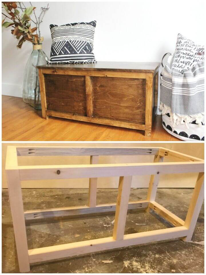 How to Build a Simple Storage Chest
