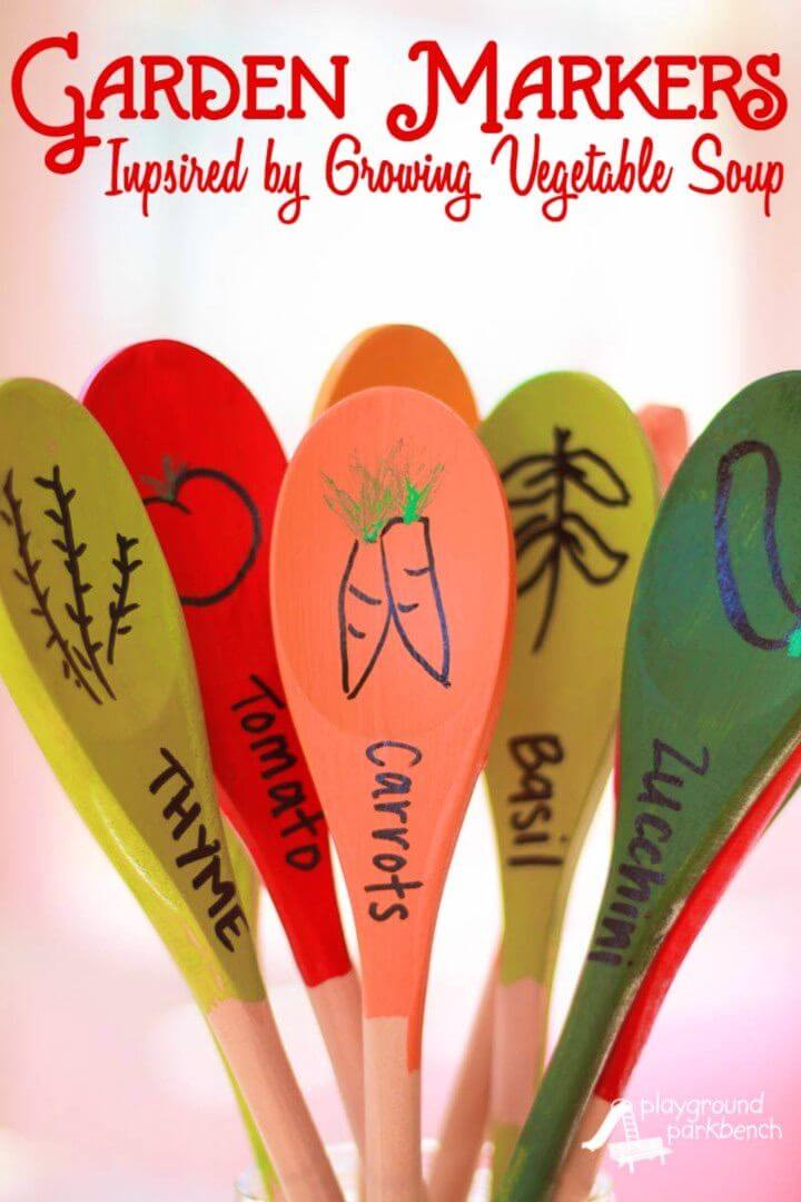 How to Make Garden Markers