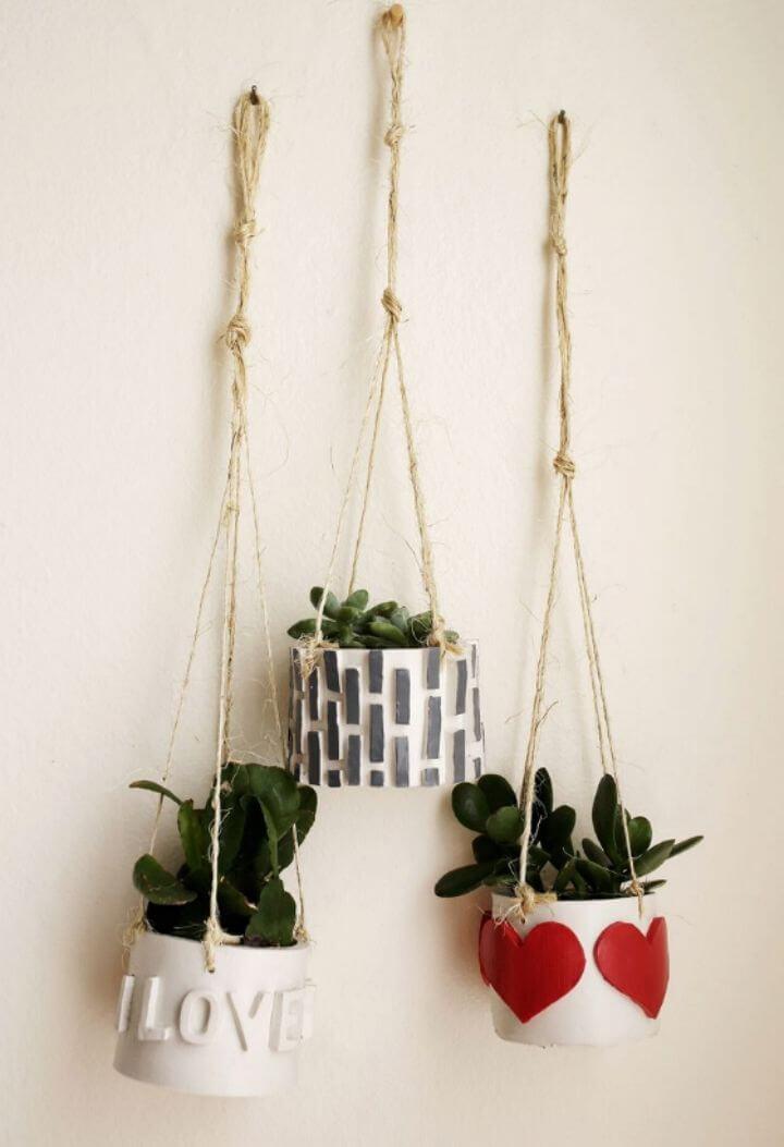 How to Make Mini Planter