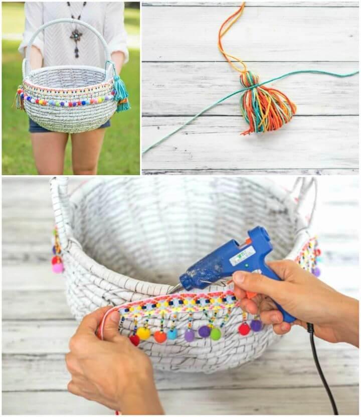 Make Boho Market Basket