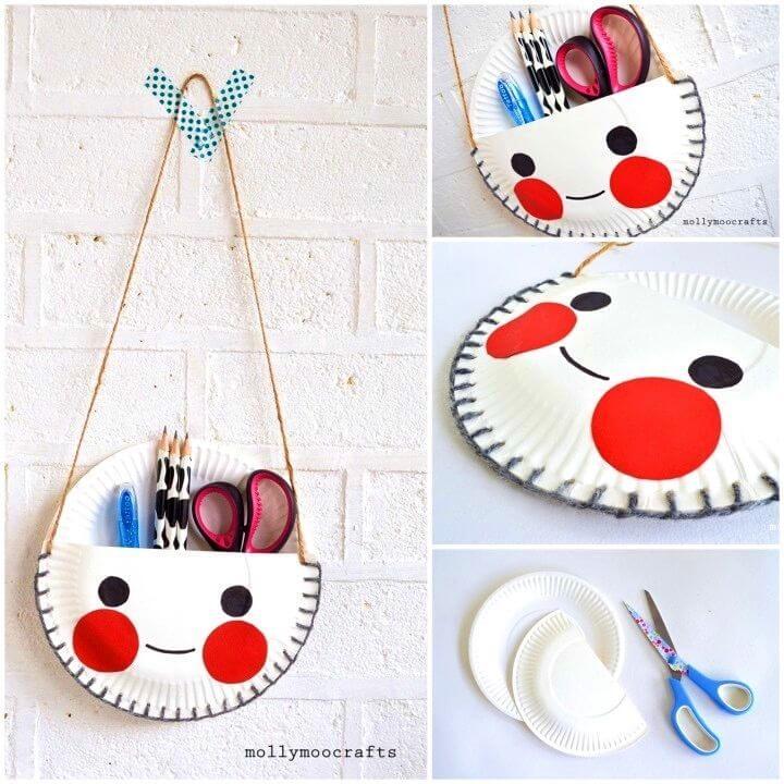 Cutest DIY Paper Plate Craft