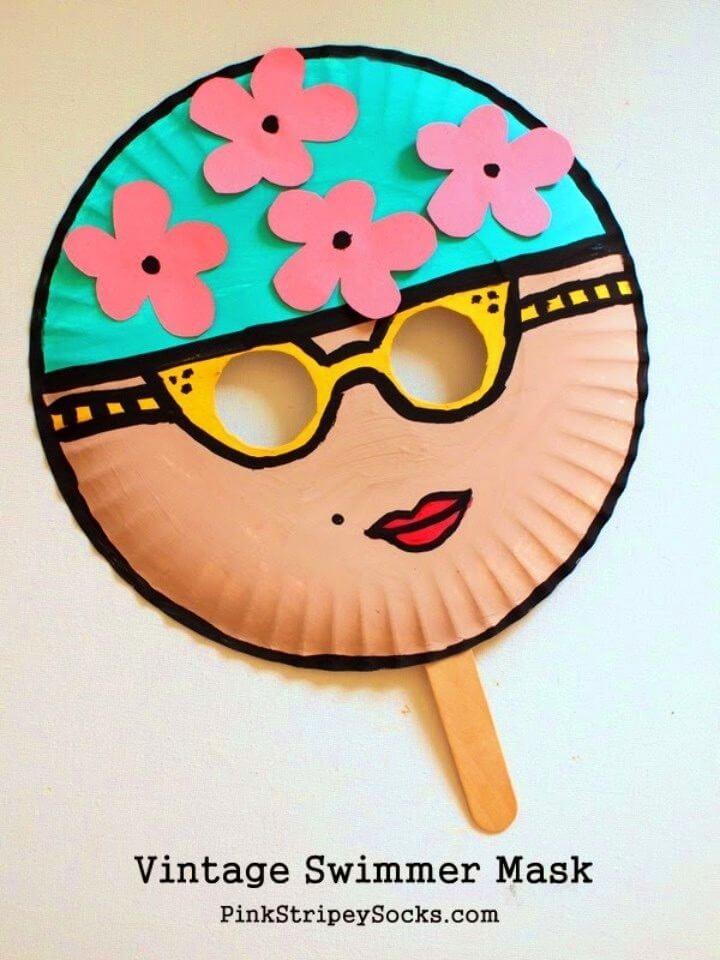 DIY Summer Paper Plate Crafts for Kids