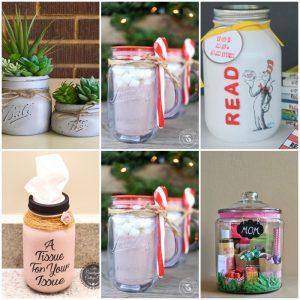 30 DIY Mason Jars Gifts For Everyone