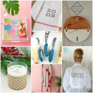 40 DIY Crafty Ideas for Handmade Wedding Gifts