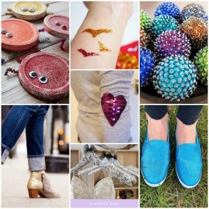 40 Glittery Ideas You Can Make With Sequins