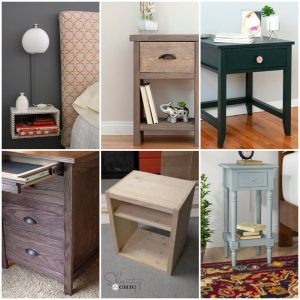 45 Free How To Build Nightstand Ideas