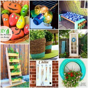 90 Budget Friendly DIY Backyard Ideas